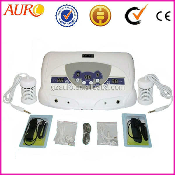 Hot selling ! Professional detox ion body cleanse toxin removal machine AU-04