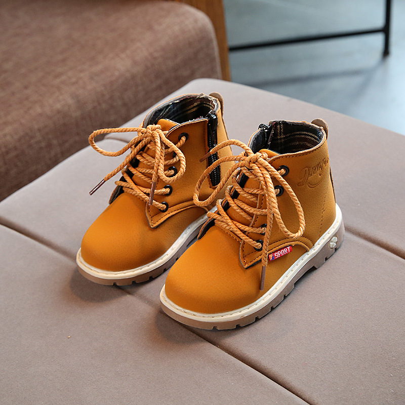 New arrival keep warm cheap winter child boots shoes