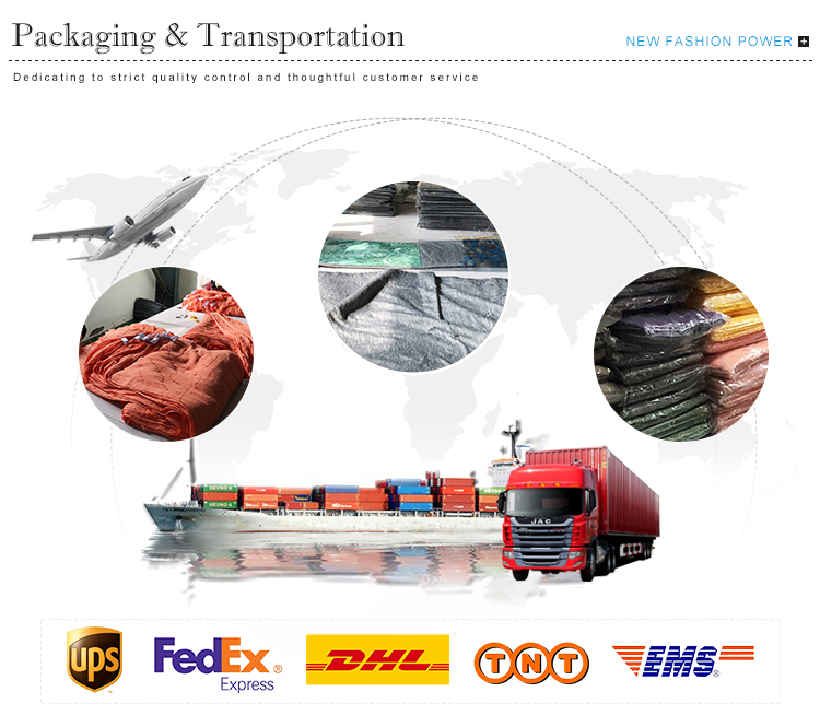 packaging & transportation