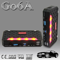 Auto car jump starter car starter power bank Portable 12V 12000mAH emergency power bank Mini car jump starter