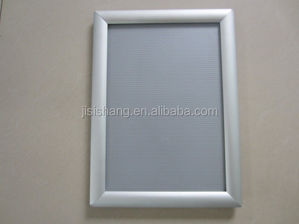 Portable Plastic Board Advertising Frames A4 Size Display