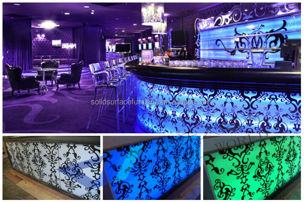 Home Furniture Italian Style Bar Furniture / Wine Bar Design / Modern