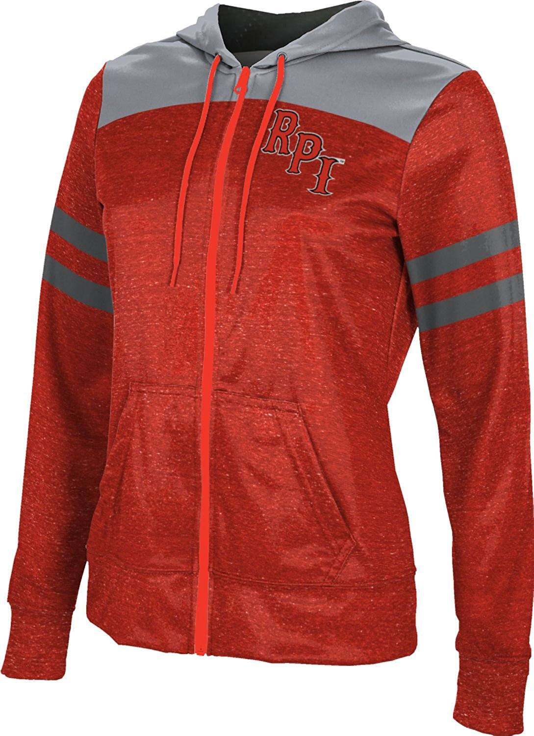 ProSphere Rensselaer Polytechnic Institute University Women's Fullzip Hoodie - Gameday