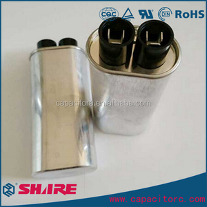 Bicai High Voltage Capacitor for Commercial and Industrial Microwave