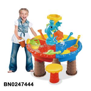 Sand Beach Table 23 PCS Tool Set Summer Toys For Kids