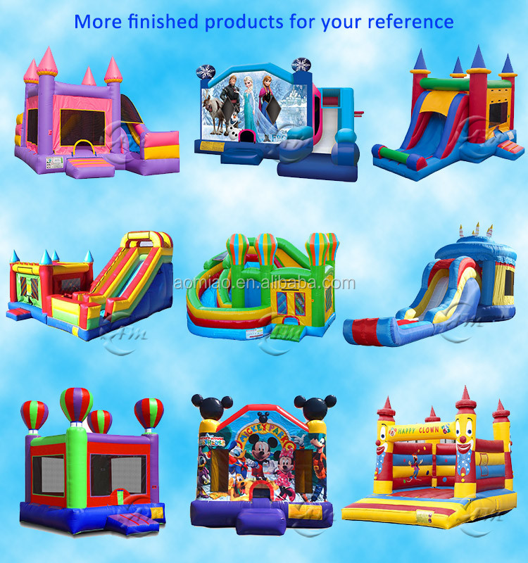 Sample Business Plan on Inflatable Bounce House business plan