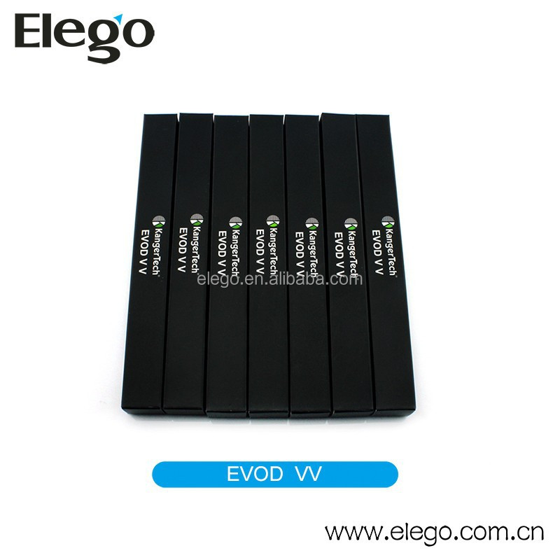 Wholesale from Elego kanger evod twist battery in stock kangertech evod twist