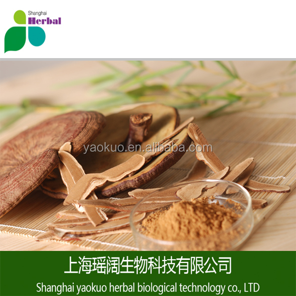 10% 20% 30% 40% Ganoderma Lucidum Powder, Reishi Mushroom Powder With Free Sample 10-20g