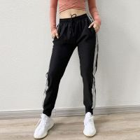 Toplook Private Label Wide Leg Sport Pants Women High Waist Stretch Bandage Flare Pants L485