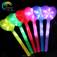 Love light sticks super large concert props wedding party party flash props luminous electronic night stick Concert party