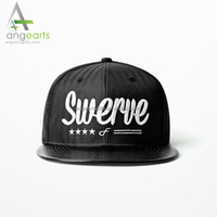 Custom 6 panel embroidery snapback hat with your own logo and good quality hip hop sports cap