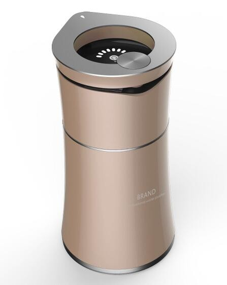 Wholesale OEM portable mini water purifier pot,compact design UF system water filter,Aquaguard O2 water purifier Korea