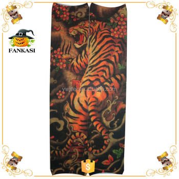 Fierce Tiger Half Sleeve Tattoo Designs For Party Buy Half Sleeve