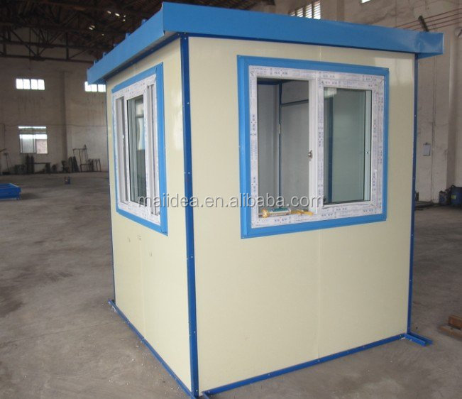 Security Guard Booth/ Container Hotel Room/clean Room Booth For ...