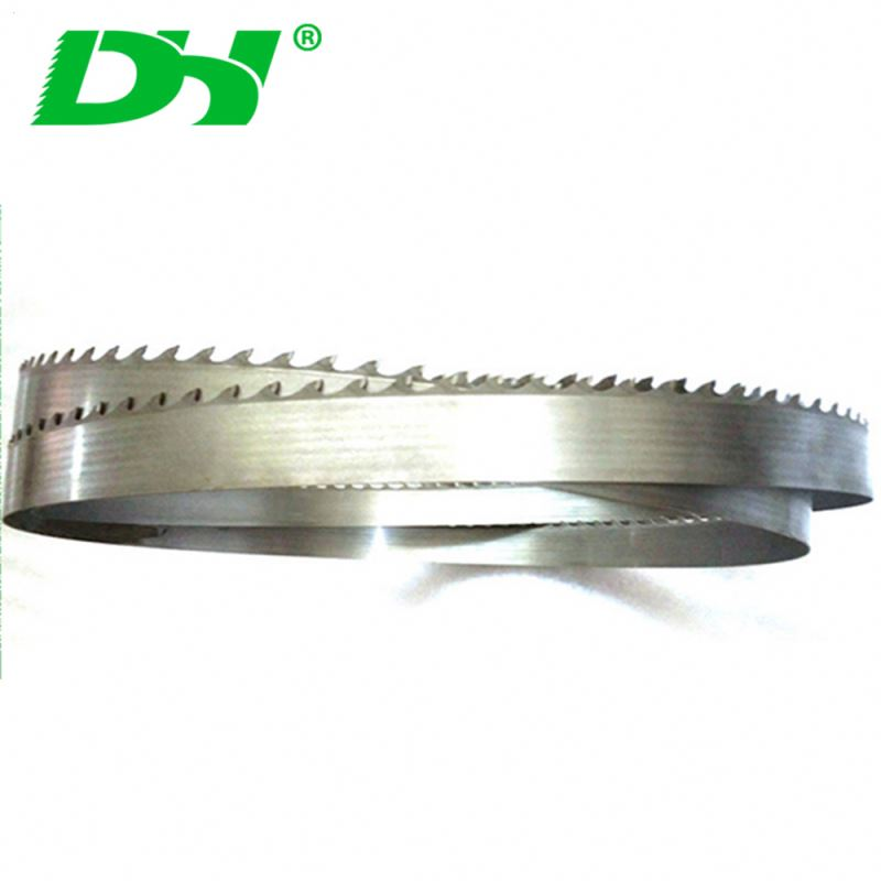 durable flexible carbon steel Wood cutting band saw blade