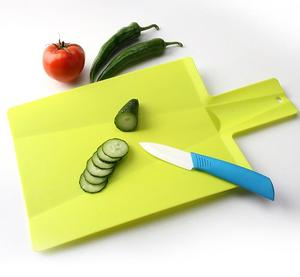 Chop2Pot Foldable Plastic Cutting Board