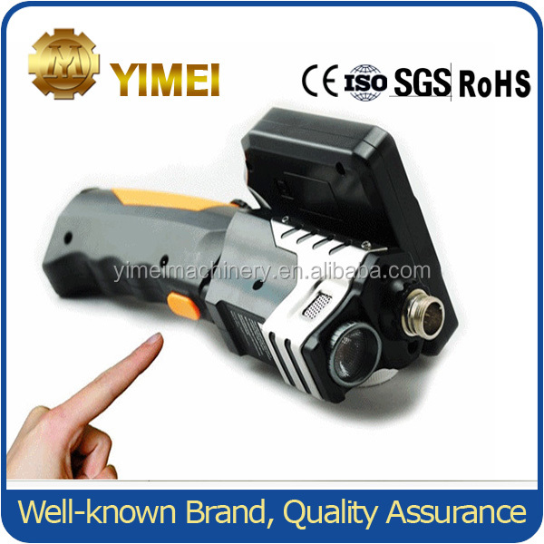 3mm Industrial Video Inspection Wireless Recordable Endoscope