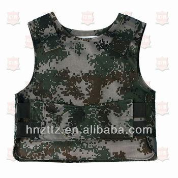 6a70f19b586ec Digital Camouflage Military Bullet Proof Vest - Buy Military Bullet ...
