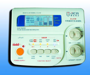 factory directly selling price tens therapy device with heating EA-F20