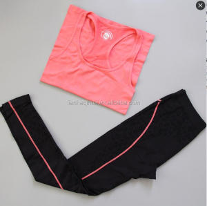 Ladies seamless singlet stocking cheap sport wear