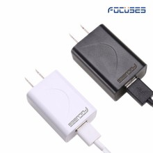 Mobile Phone Accessories 5V 2 a USB Wall Socket Charger, us plug home charger galaxy S8 usb adapter for smartphone charger
