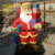 Christmas Home & Garden Decor Fiberglass Sculpture New Product Santa Claus Statue