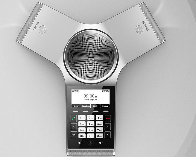 Tactile HD Téléphone de Conférence IP Yealink CP920