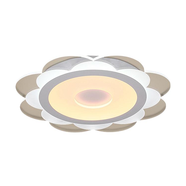 Wunderbar Schlank LED Deckenleuchten Schlafzimmer Modernen Minimalistischen Blumen  Kreative Atmosphäre Lampe Wohnzimmer Lampen Kinderzimmer