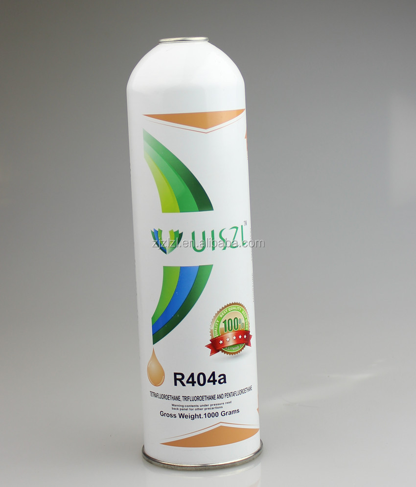 Mixed Refrigerant Gas R404a 1kg Small Can - Buy Small Can R404a,High Purity  R404a,R404a 1kg Can Fill 600g Product on Alibaba com