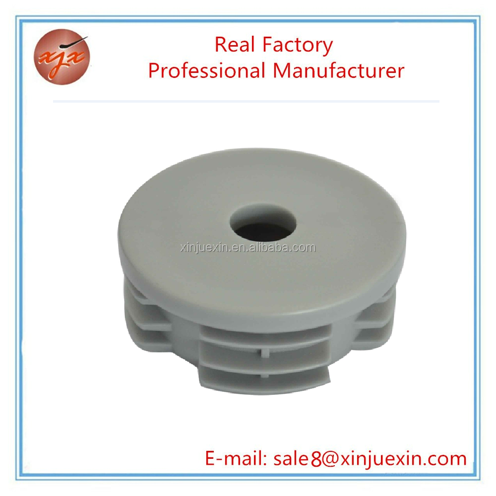 China customized PE plastic end caps for chair legs protectors