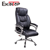Ekintop lecong Furniture high back armrest ergonomic leather executive office chairs with wheels