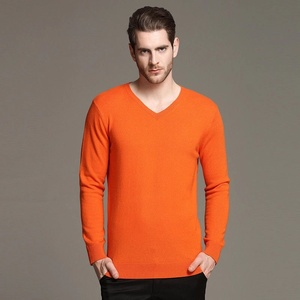 100%wool men's knitwear