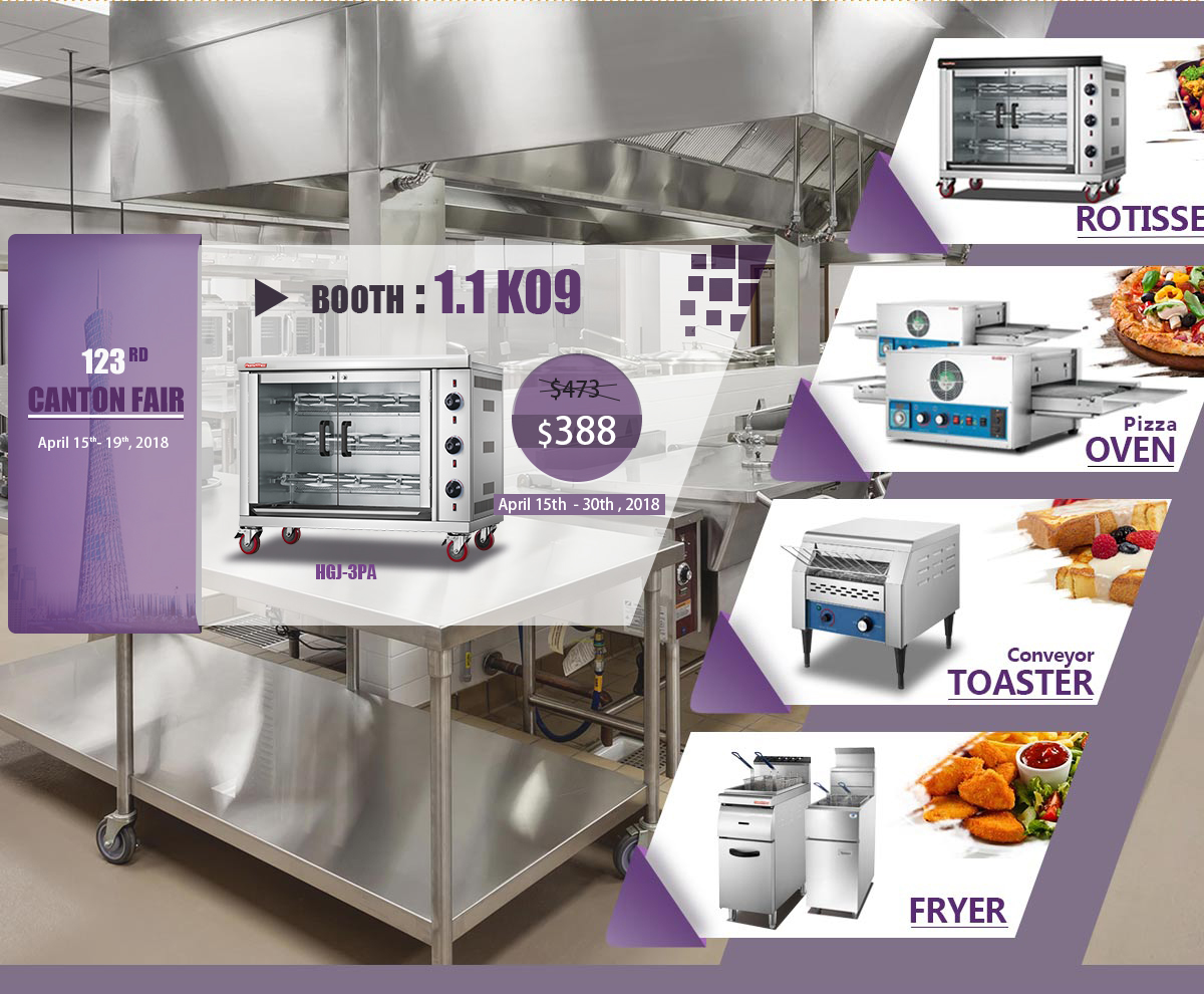 Foshan Nanhai Flamemax Catering Equipment Co., Ltd. - kitchen ...