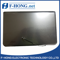 "15.6"" FHD Glossy LCD Module LCD Bezel With Touchscreen Digitizer Complete LCD Assembly for Toshiba P50-A H000067330"