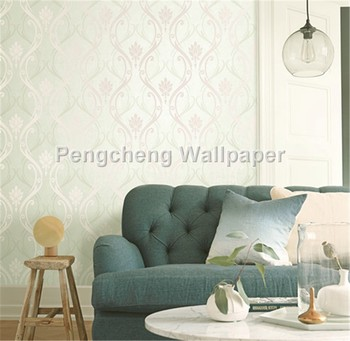 Size 0 53 10m Flower Wallpaper For Living Room Bedroom Hotel Decoration View Paper Flowers Wedding Wall Decorations Pengcheng Product Details From