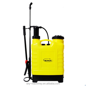 High quality chemical 20 liter hand sugarcane agricultural sprayer pumps