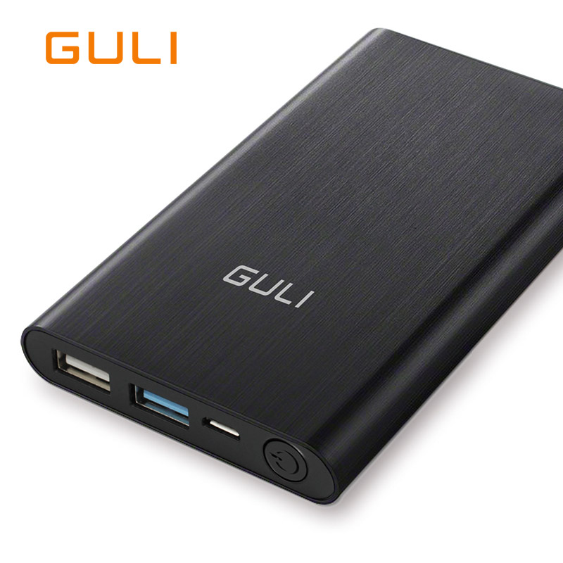2017 New business idea High Quality QC3.0 power bank 10000mAh