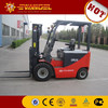 HYUNDAI/YTO brand 2.5 ton electric forklift with DC or AC motor