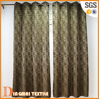 2017 Polyster Arabic Curtains Styles Bedroom Custom Made Curtains ...