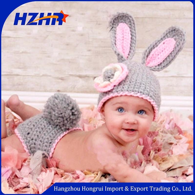 Pasgeboren Konijn Fotografie Set Pasgeboren Baby Pasen Bunny Oren