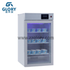 Botton screen yogurt fridge/display freezer