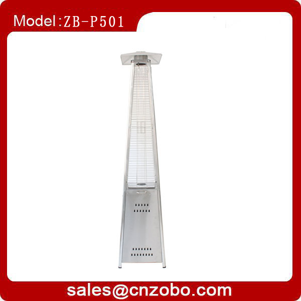 ZB-P501 Silver infrared patio heater reviews