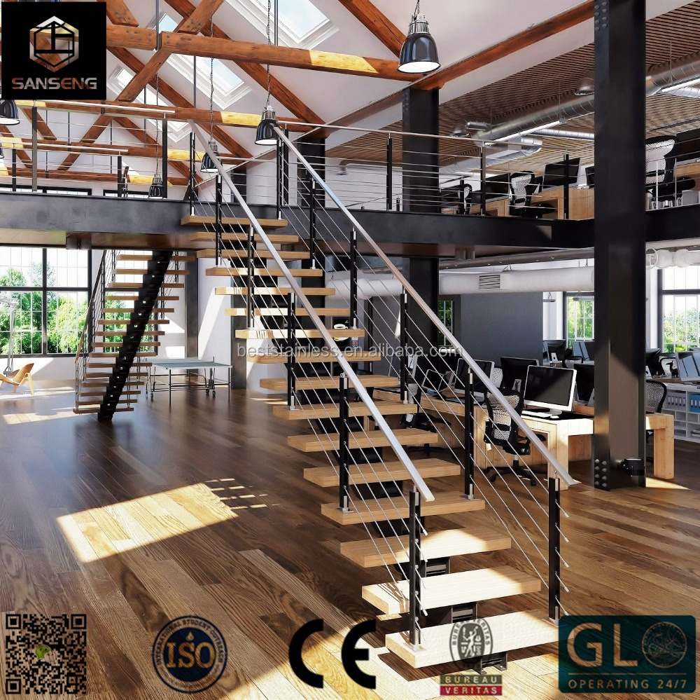 Wire Staircase Railing, Wire Staircase Railing Suppliers and ...
