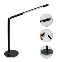 High Quality Design Modern Portable Led Desk Lamp USB Table Light Dimmable battery Lamps For Bedrooms,Office,Reading Room