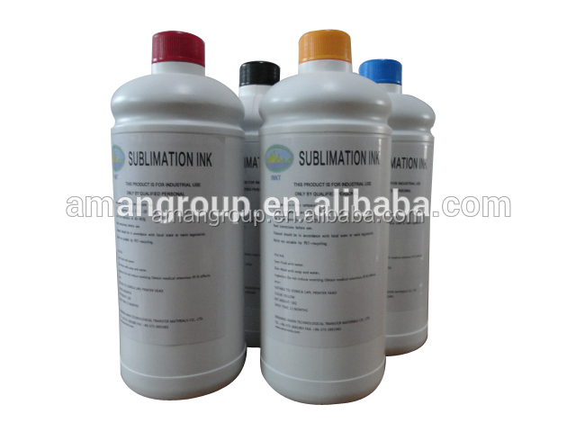 Dye sublimation ink for Mutoh 1900
