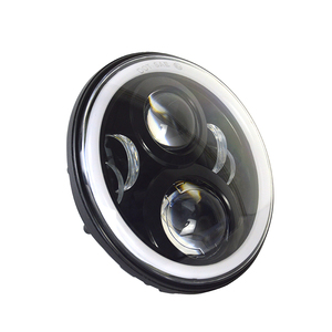 New Arrival 7 Inch Front Bumper Led Working Light without Halo Ring