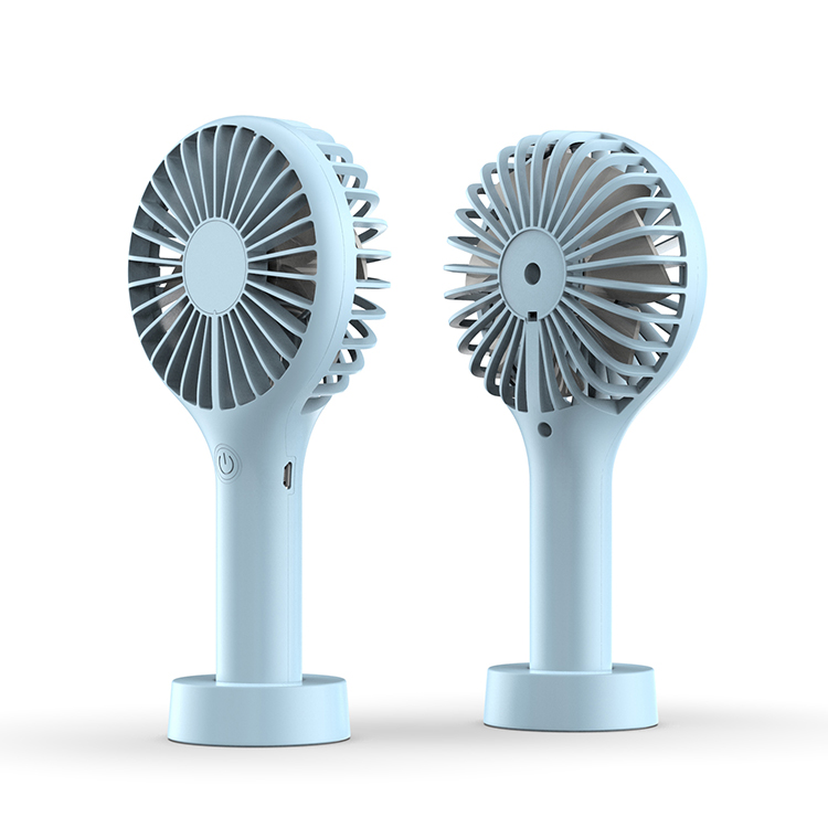 new products to sell personal portable handy mini small <strong>fan</strong> rechargeable with led screen