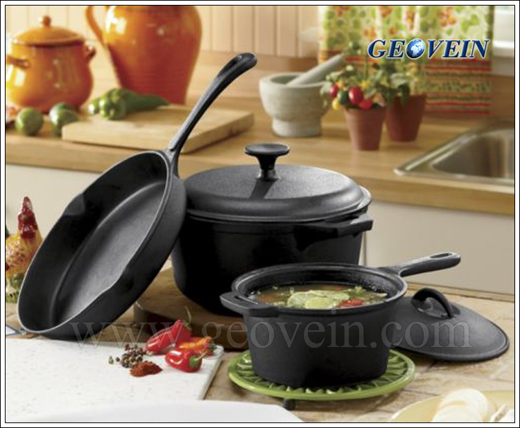 benefits of using cast iron cookware Cast iron cookware has been used for centuries to cook meals, wash clothes and as wall ornaments in a home the benefits of using cast iron  author: james brown.