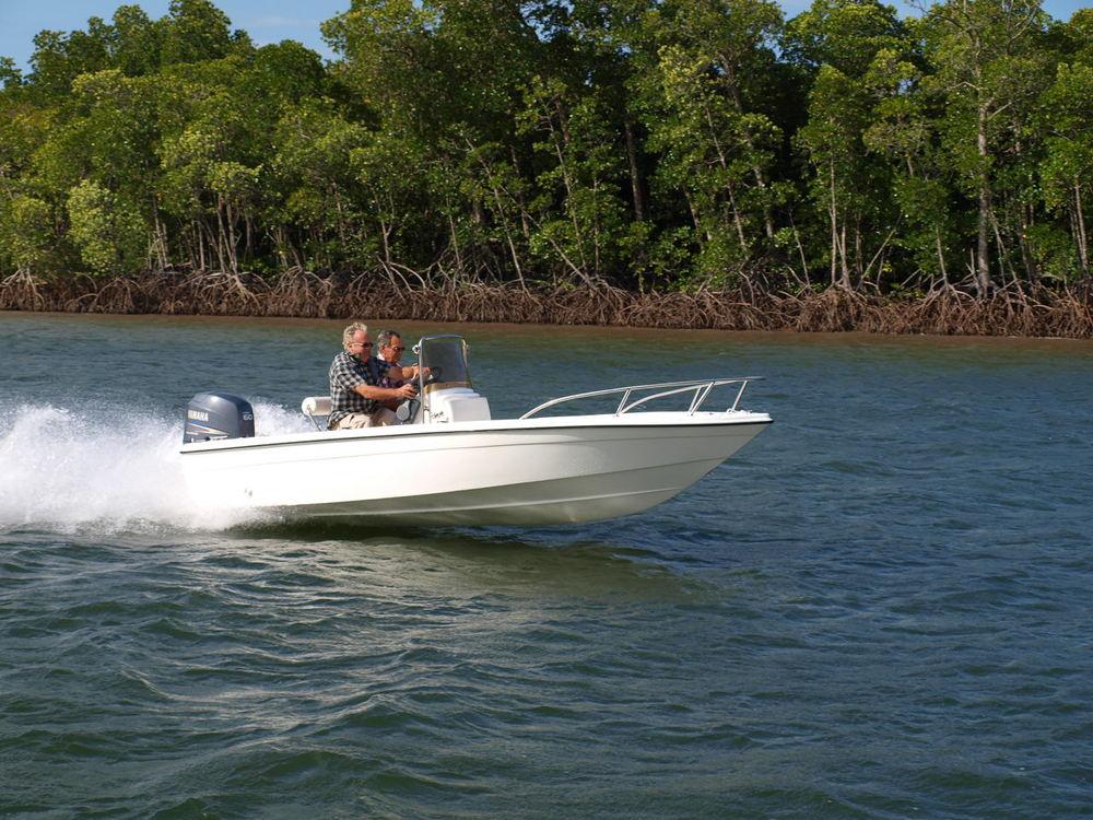 Speed480c Fiberglass Fishing Boat Centre Console Speed