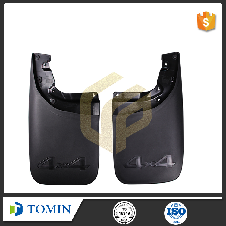 Latest hot new color mudguard for f150 mud flap